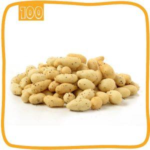 חטיף זרעי חמניות עם פלפל שחור תפזורת