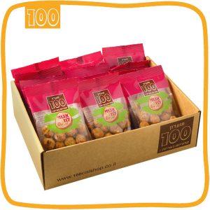 אגוזי לוז מצופים עם סילאן