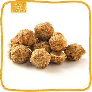 אגוזי לוז מצופים עם סילאן תפזורת